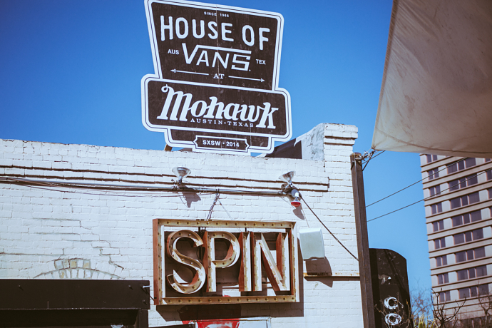 House Of Vans Mohawk - SXSW 2014