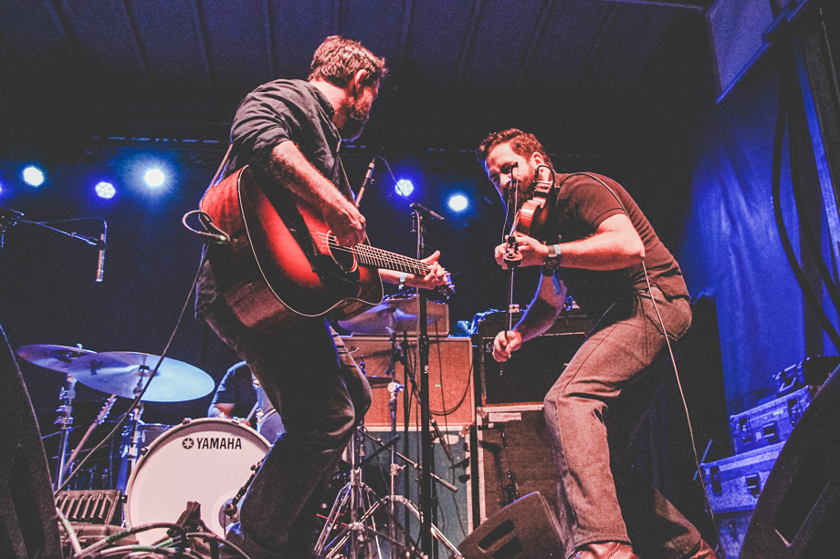 Chuck Ragan And The Camaraderie-3