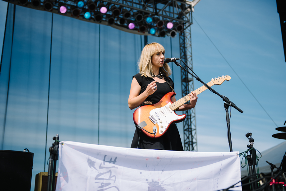 The Joy Formidable - Riot Fest-5