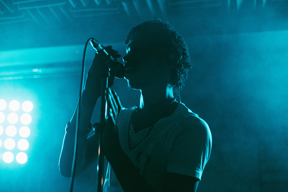 Raury at Adelaide Hall