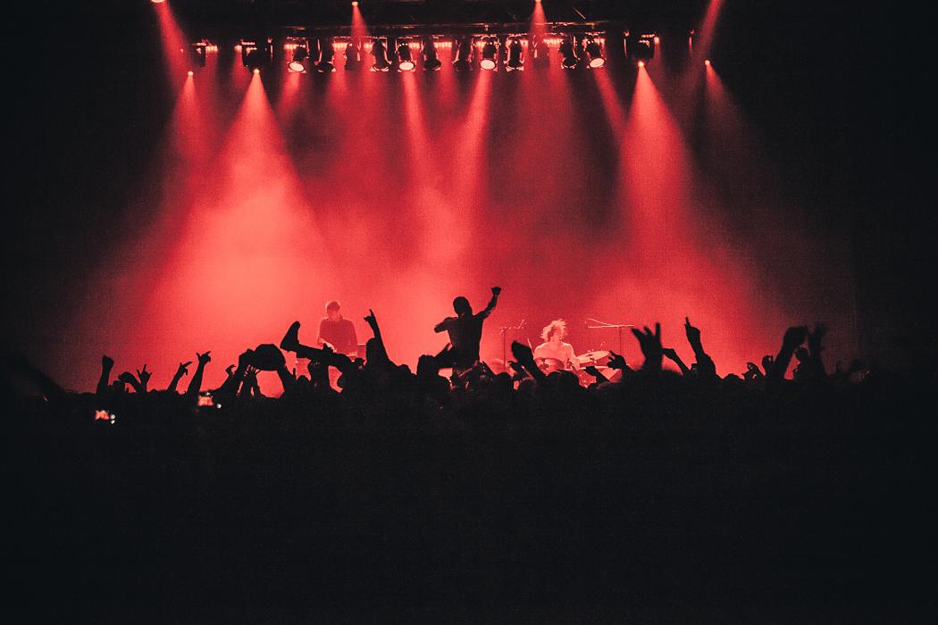 Death Grips - Josh Mahoney