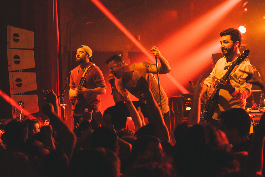 Protest The Hero - The Mod Club