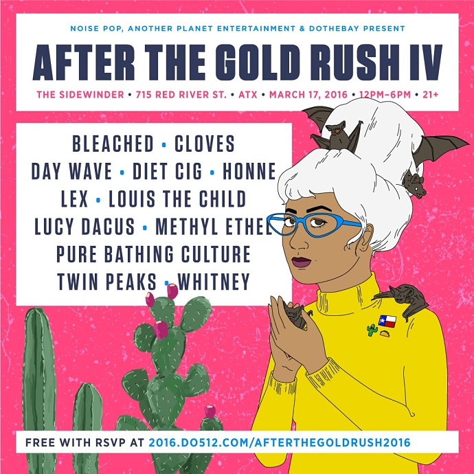 After The Gold Rush Four SXSW 2016