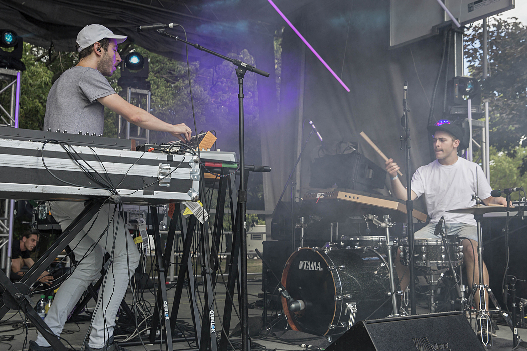 Chrome Sparks - TIME Festival