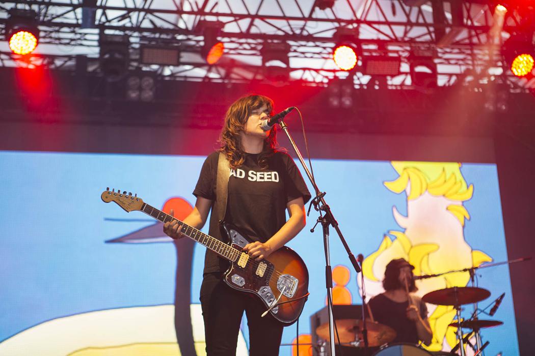 Courtney Barnett - Fuji Rock