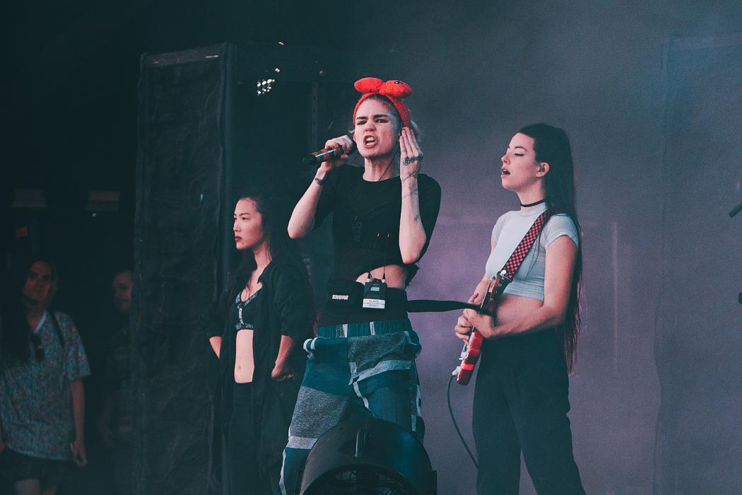 Grimes - Osheaga Festival