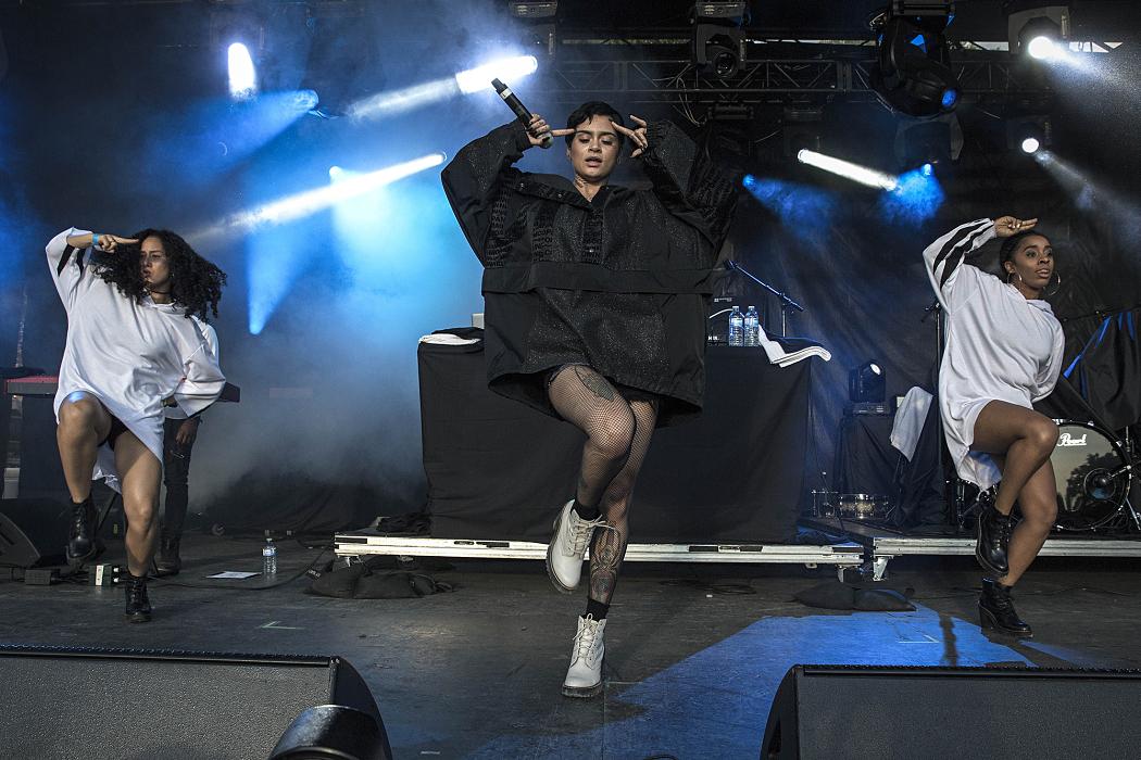 Kehlani - TIME Festival-4