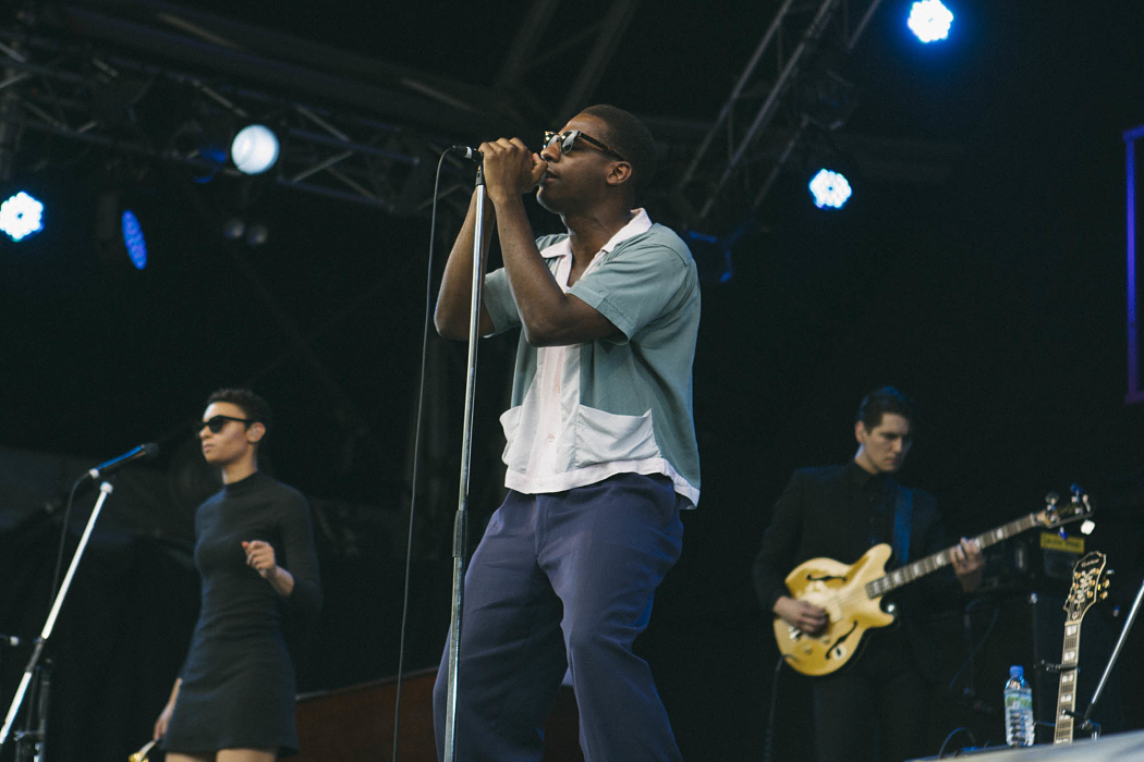 Leon Bridges - Fuji Rock-4