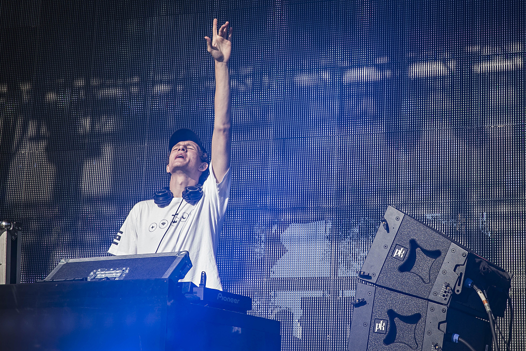 Louis The Child - Mad Decent Block Party Toronto-3