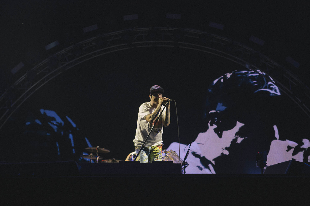 Red Hot Chili Peppers - Fuji Rock-3
