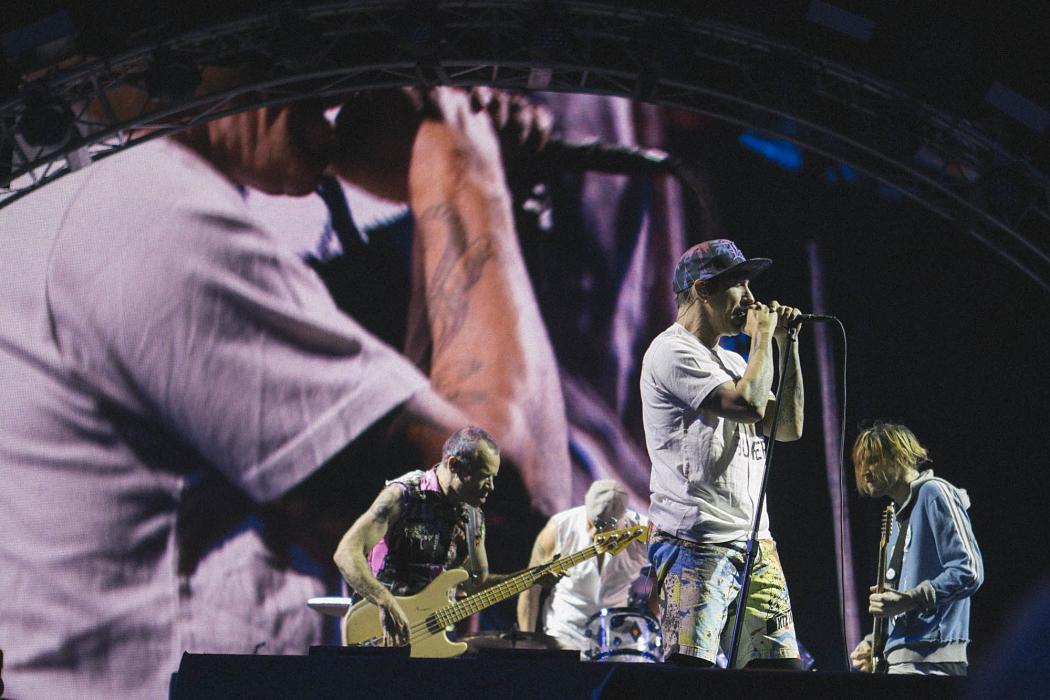 Red Hot Chili Peppers - Fuji Rock