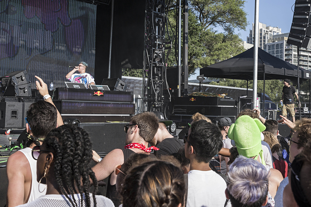 Slushii - Mad Decent Block Party Toronto