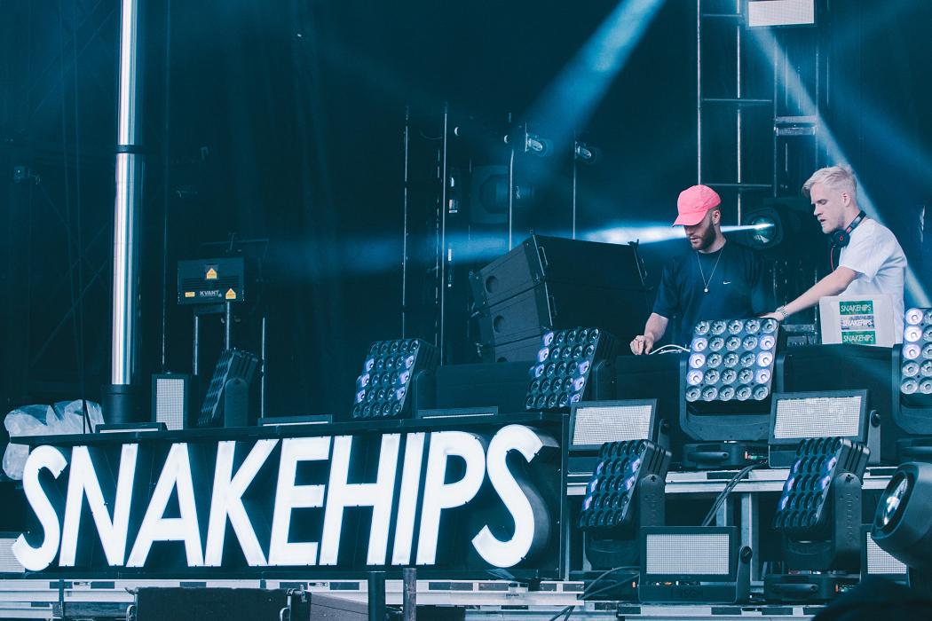 Snakehips - Osheaga Festival-2