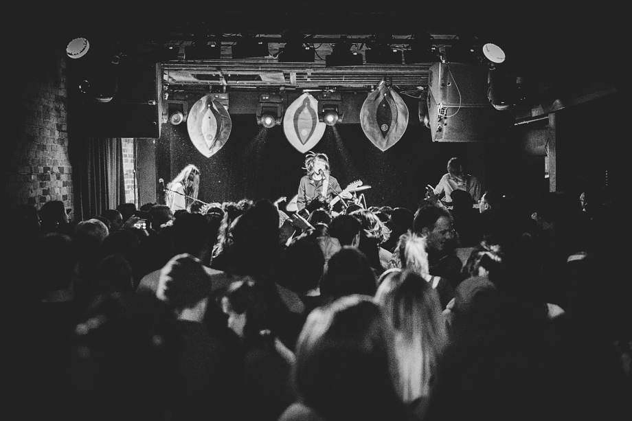 Cherry Glazerr - The Velvet Toronto-12