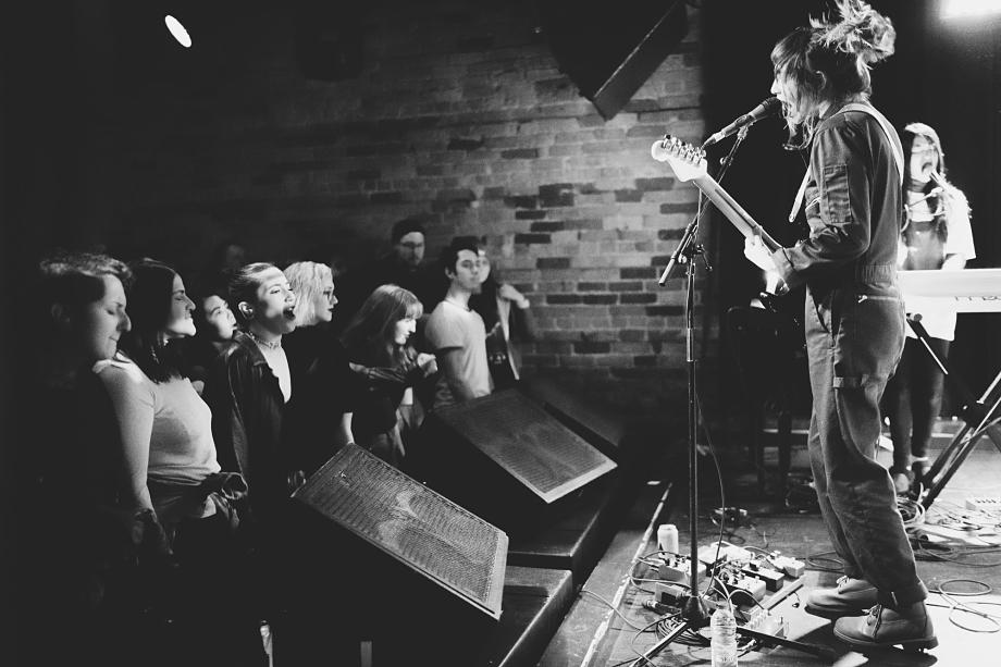 Cherry Glazerr - The Velvet Toronto-9