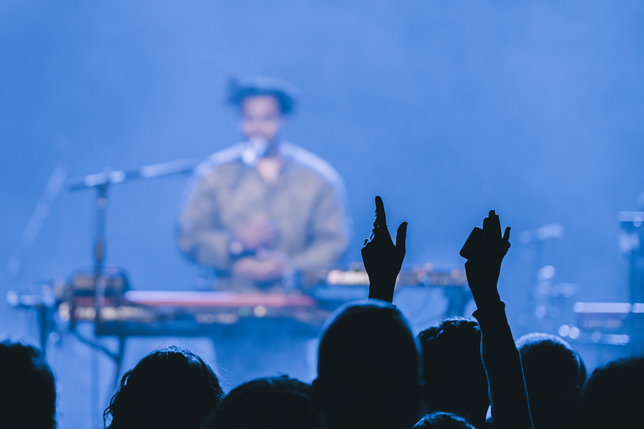 Sampha - The Mod Club-2