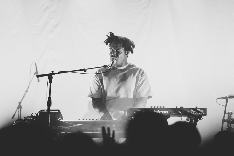 Sampha - The Mod Club-3