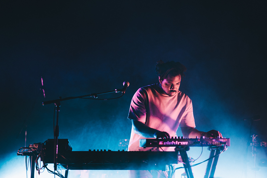 Sampha - The Mod Club-7
