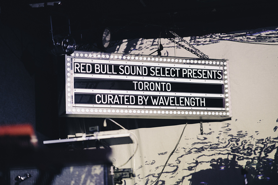 Wavelength x Red Bull Sound Select in Toronto-4
