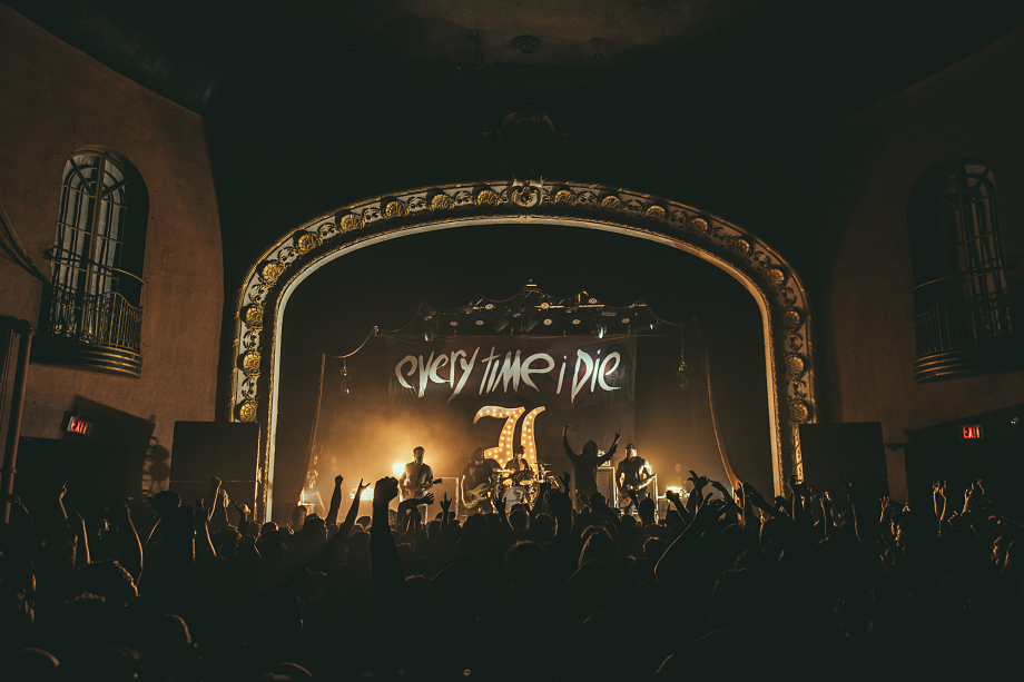 Every Time I Die - The Opera House-15