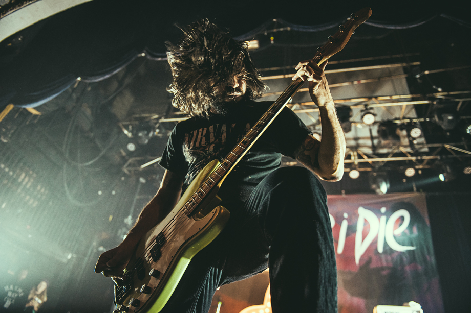 Every Time I Die - The Opera House-5