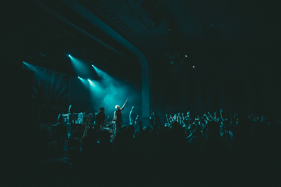 Stray From The Path - Danforth Music Hall-9