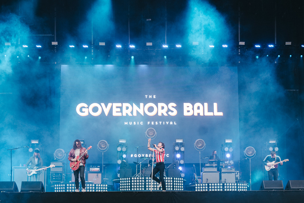 Cage The Elephant - Governors Ball 2017-9
