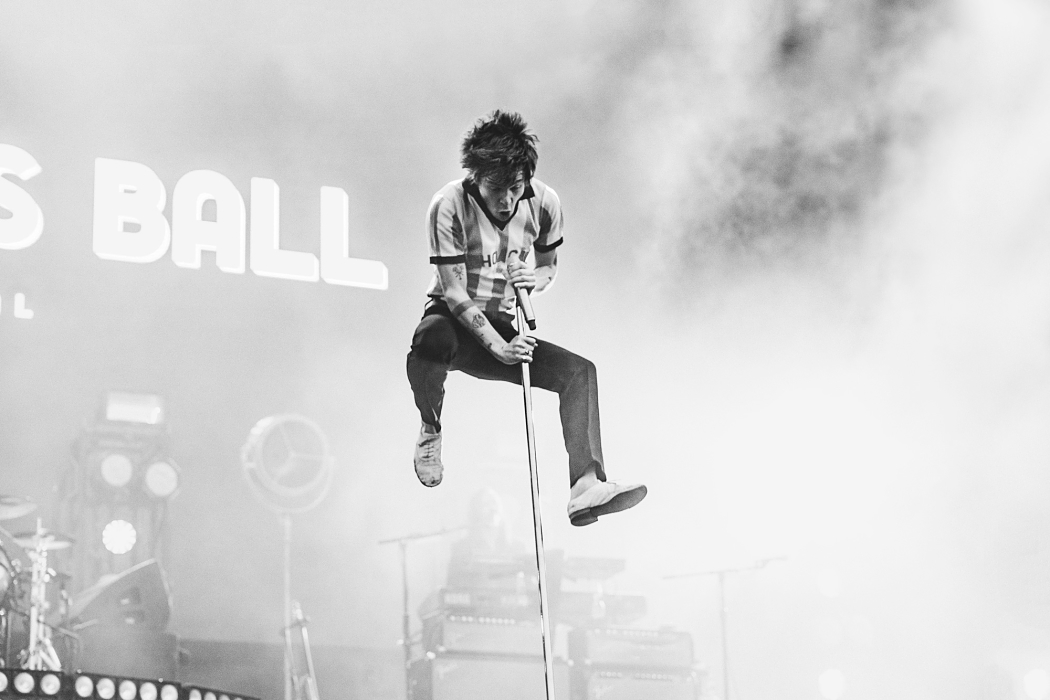Cage The Elephant at Governors Ball
