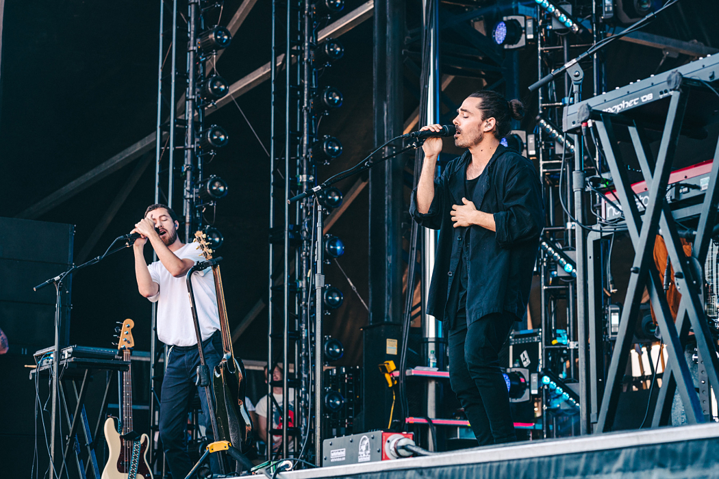 Local Natives - Governors Ball 2017