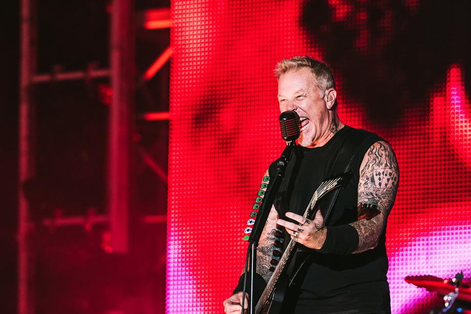 Metallica - Rogers Centre-10