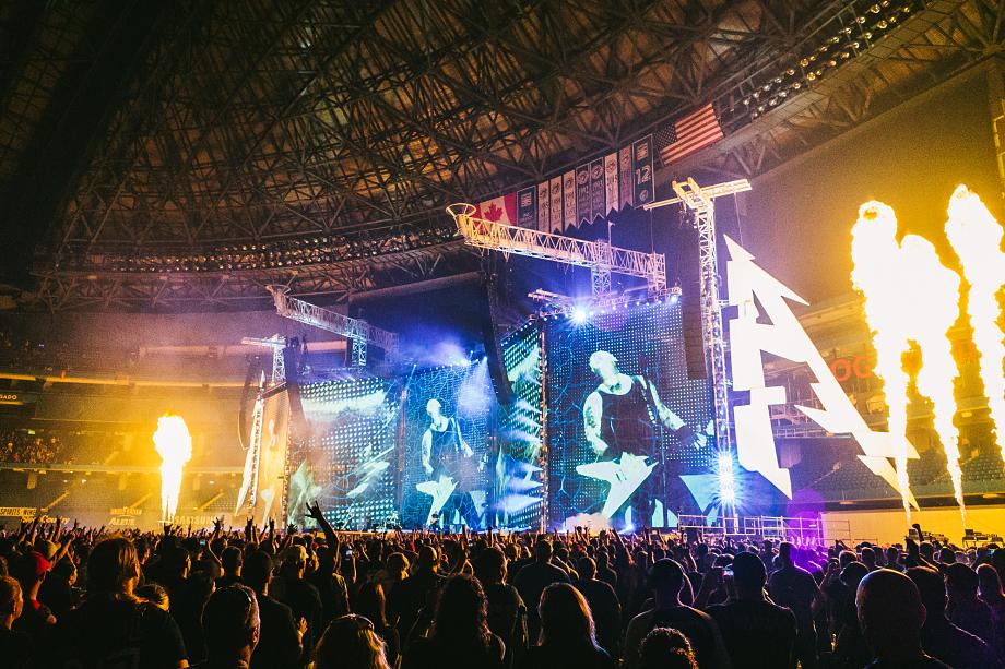 Metallica - Rogers Centre-15