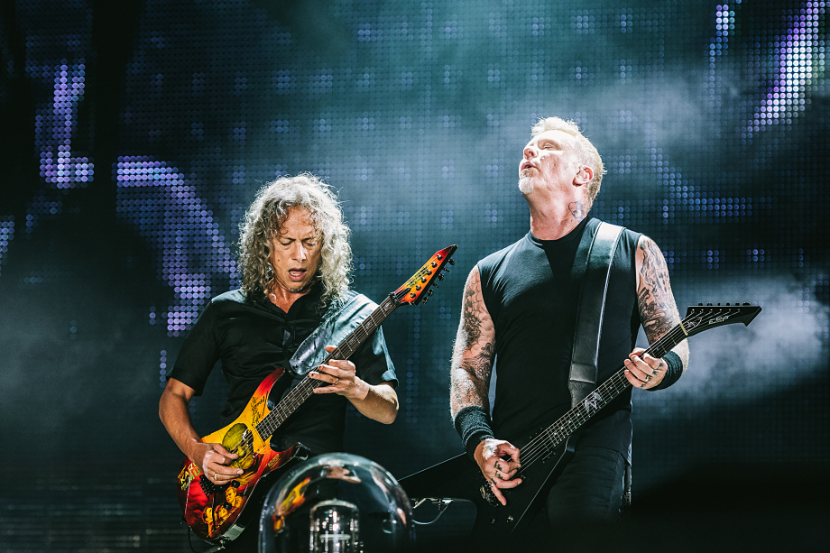 Metallica at Rogers Centre Toronto