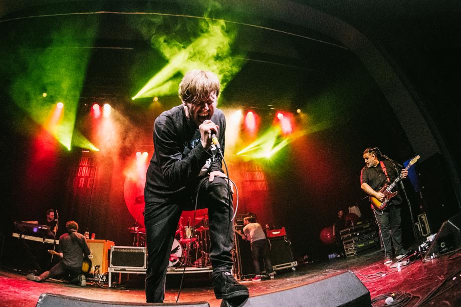 Thursday Band at The Danforth Toronto