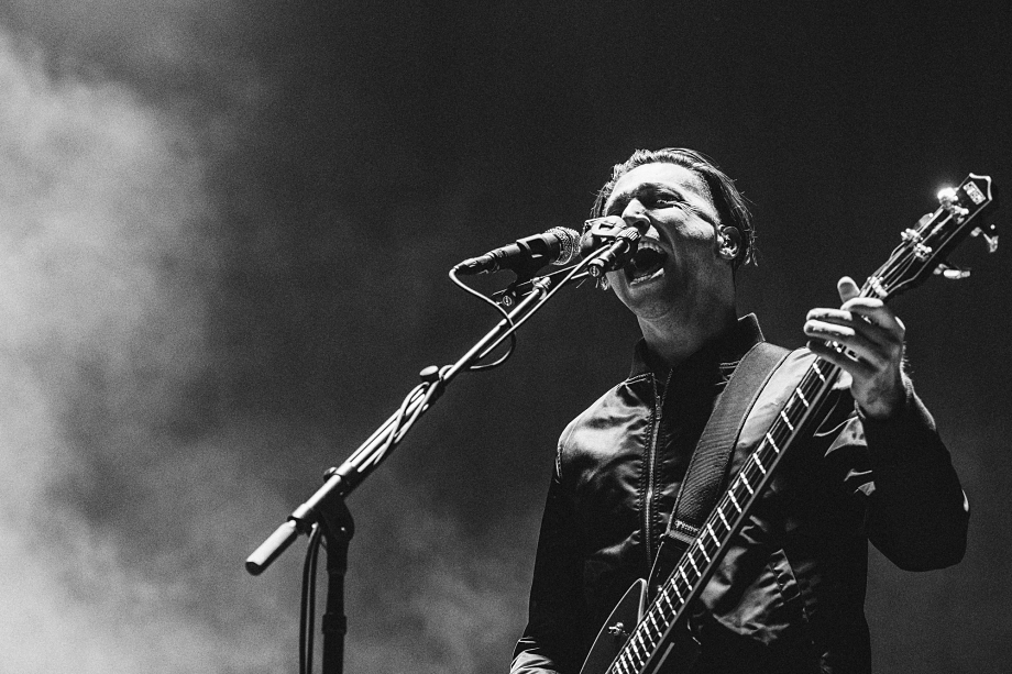 Queens Of The Stone Age - Budweiser Stage-2