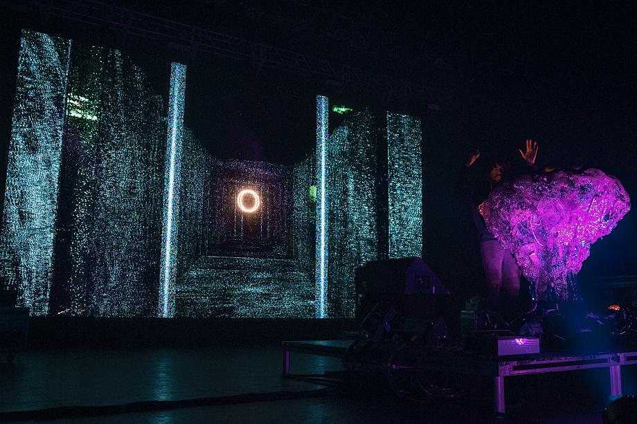 Flying Lotus - Danforth Music Hall-11