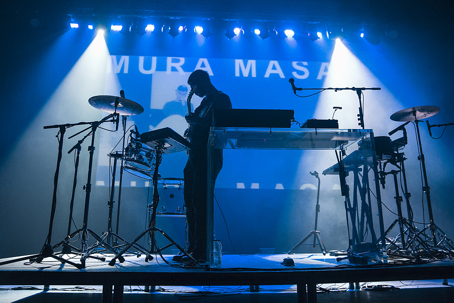 Mura Masa - Danforth Music Hall-8