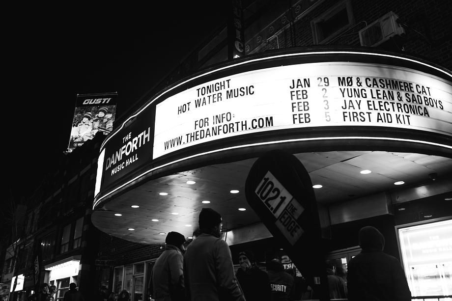 Hot Water Music in Toronto-1