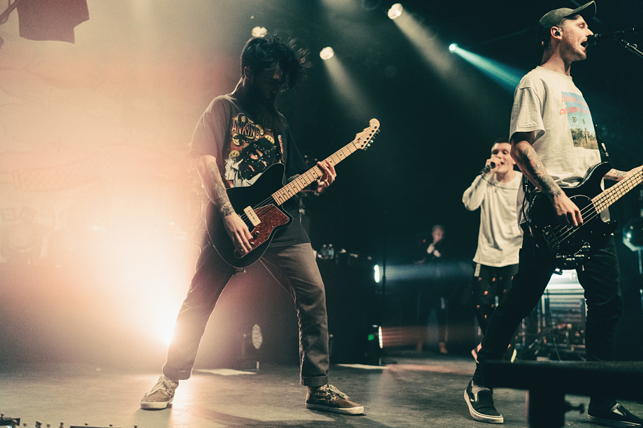 Neck Deep - Phoenix Concert Theatre-14