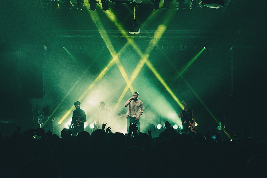 Neck Deep - Phoenix Concert Theatre-5