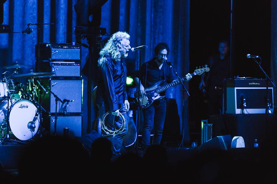 Robert Plant at Massey Hall Toronto