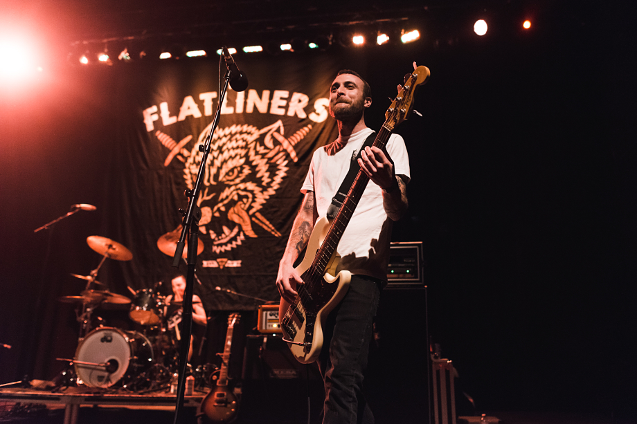 The Flatliners - Danforth Music Hall-3