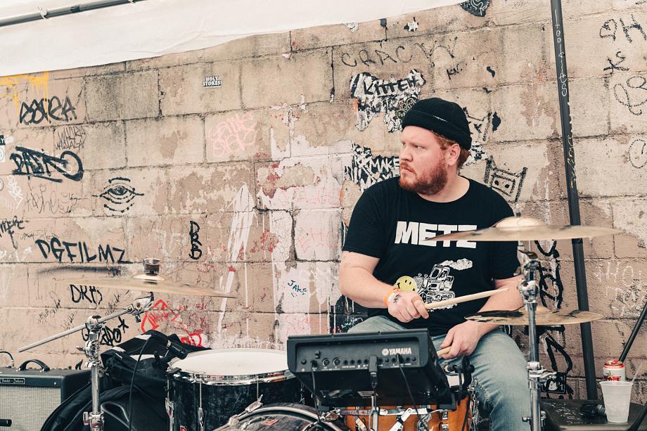 Moaning - Side Bar Austin-6