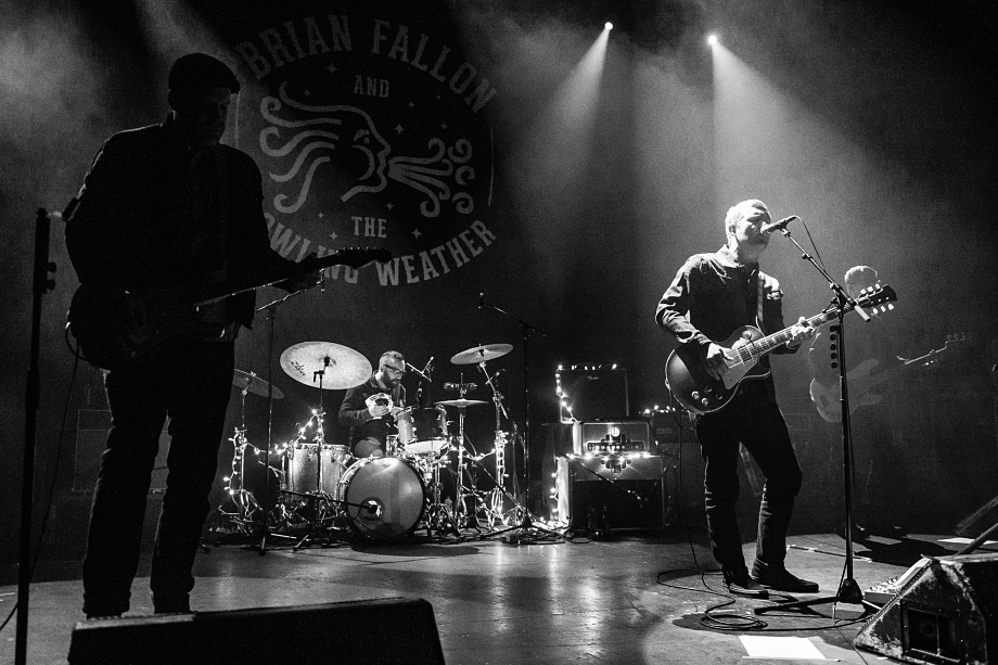 Brian Fallon - Danforth Music Hall-15