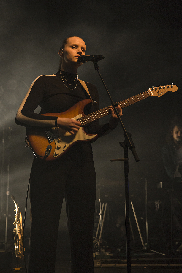 Charlotte Day Wilson - Danforth Music Hall-15