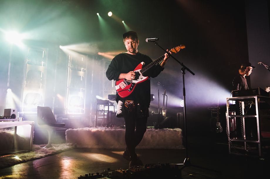 Unknown Mortal Orchestra - Danforth Music Hall-9