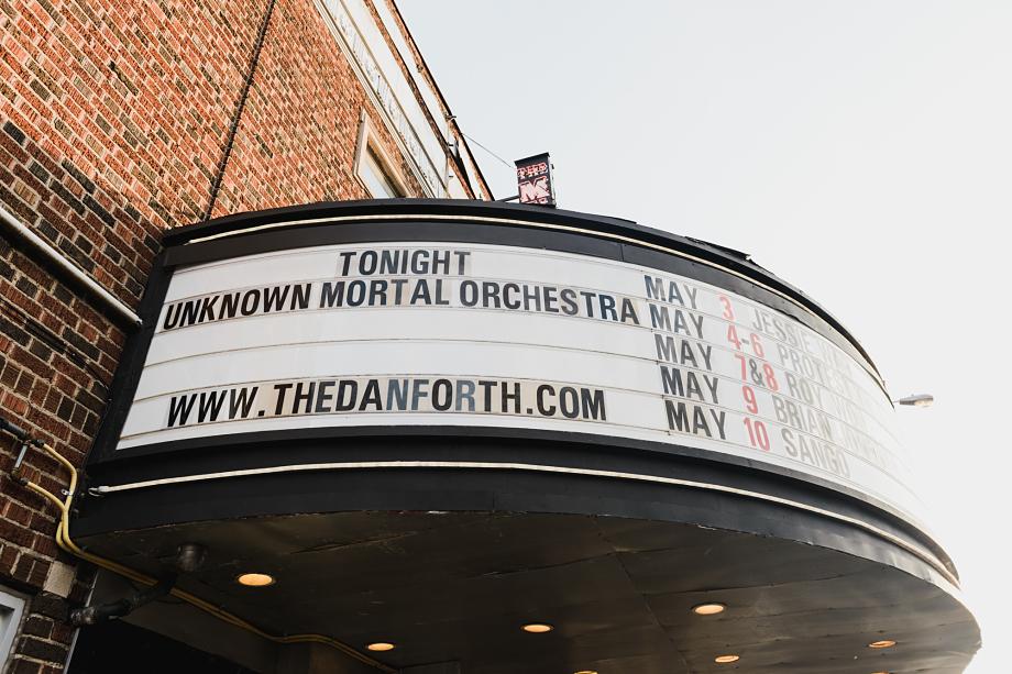 Unknown Mortal Orchestra in Toronto-1
