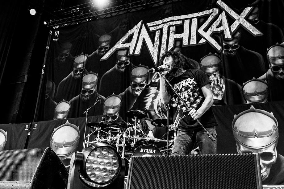 Anthrax - Budweiser Stage-10