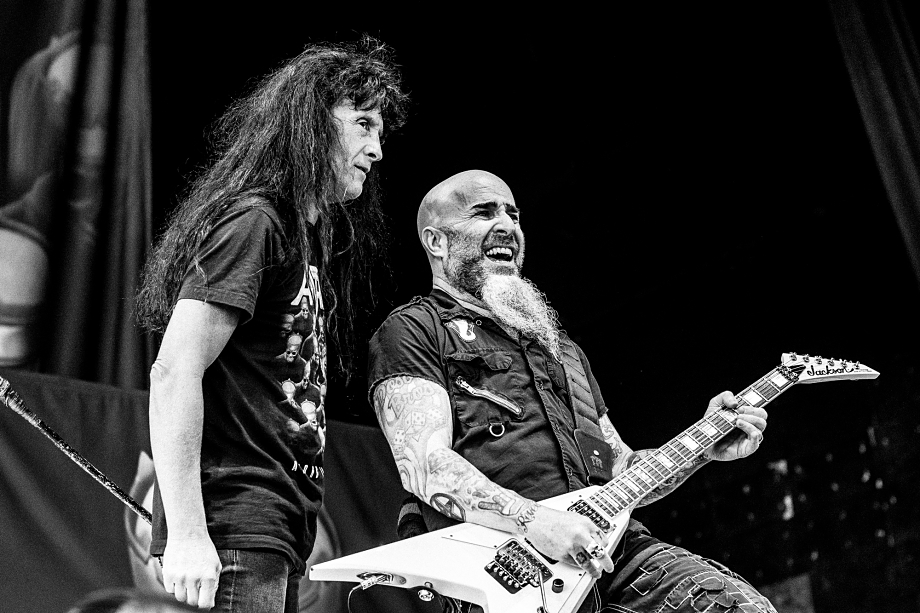 Anthrax - Budweiser Stage-9