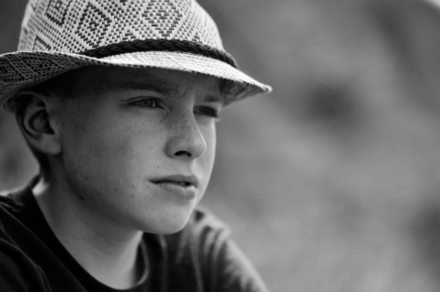 1. Cian with Hat