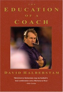 Education of a Coach